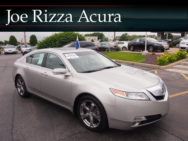 certified pre owned 2010 acura tl tech 18 inch wheels awd. Black Bedroom Furniture Sets. Home Design Ideas