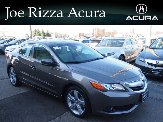 certified pre owned 2015 acura ilx tech 2 0l 4dr sedan w technology package in orland park. Black Bedroom Furniture Sets. Home Design Ideas