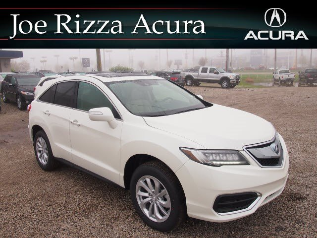 New 2016 Acura Rdx Sport Utility In Orland Park Ag501